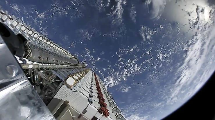 SpaceX星链卫星