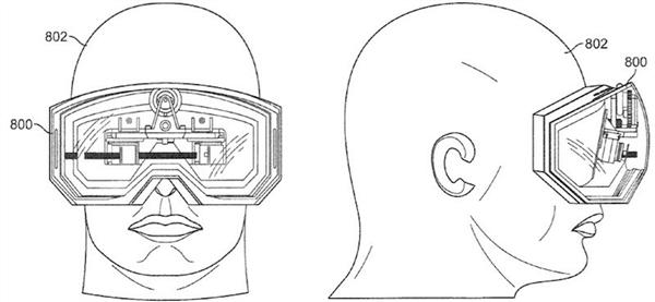 《【高德娱乐可靠吗】苹果眼镜曝光:超高分辨率让你分不清现实与虚拟》