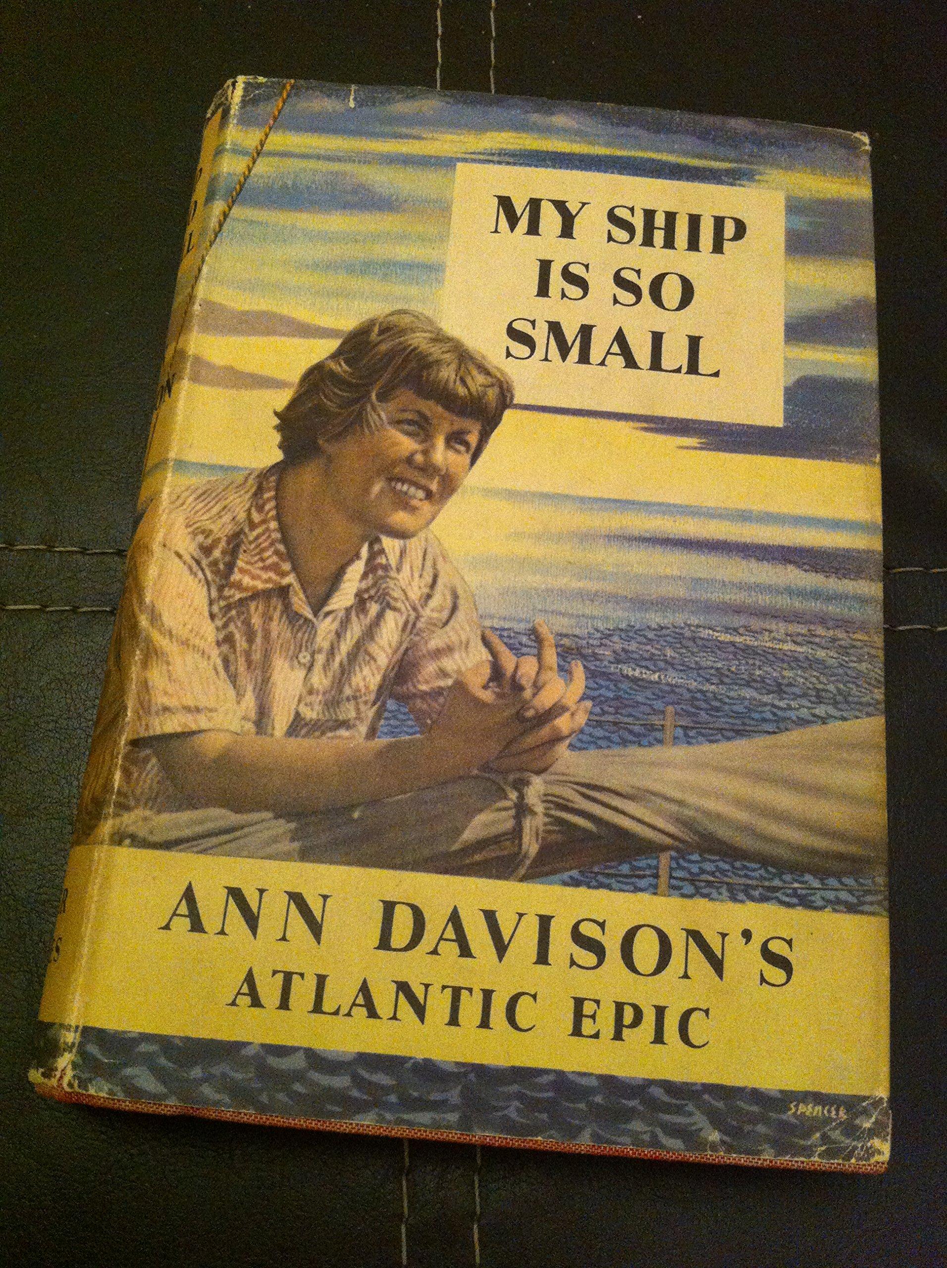 安出版了自传《我的船是如此之小(My Ship is so Small》。