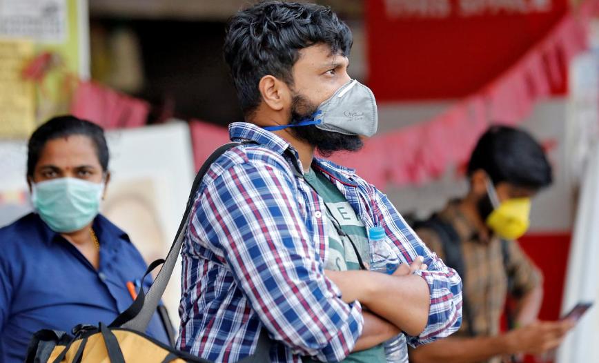 【正在播放国产少妇入门教程】_印度又一新冠肺炎患者在医院上吊自杀 已是本月第四起