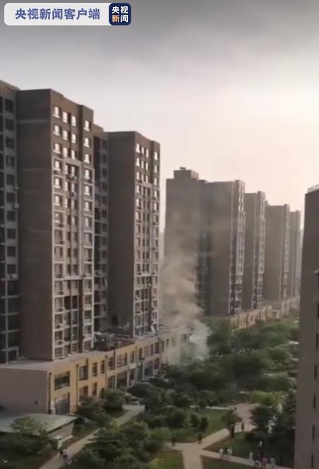 【推广英文】_辽宁丹东一住宅发生煤气爆炸致3死 居民家庭矛盾激化打开煤气引发