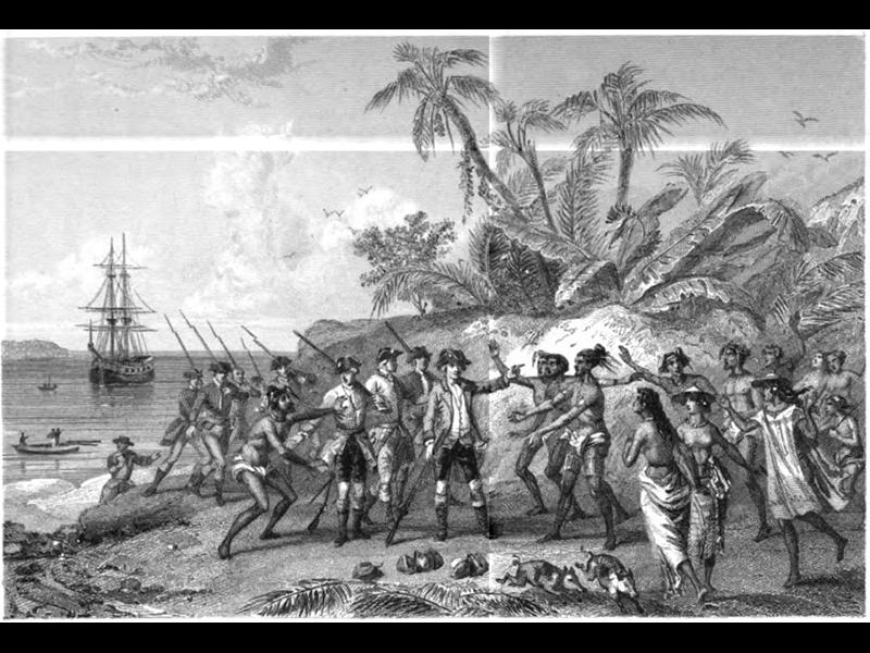 探险队于1768年4月抵达大溪地,珍妮的女性身份才被揭露。