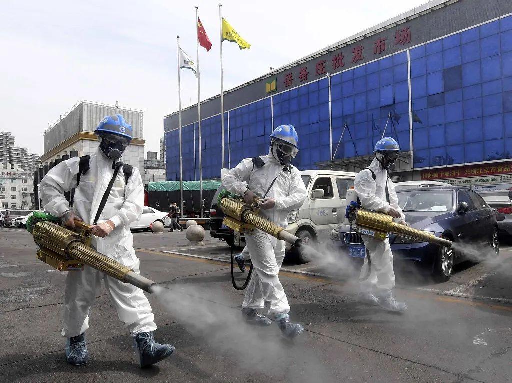 """【亚洲天堂每日一贴】_北京疫情病毒是三四月份的""""老""""病毒,进口冷链传入可能性降低"""