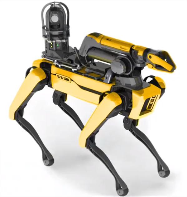 不是一般的贵!网红机器人波士顿机械狗开售:74500美元