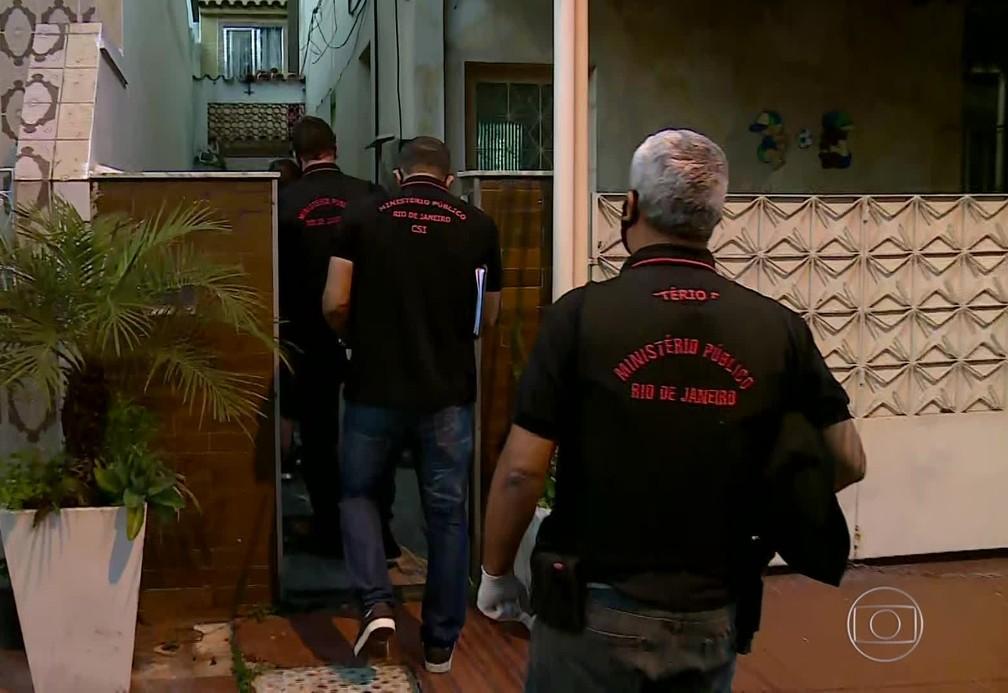 巴西总统博索纳罗在里约的房产被警方搜查(组图)