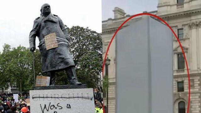 """为了丘吉尔 伦敦政府放了个""""大招"""""""