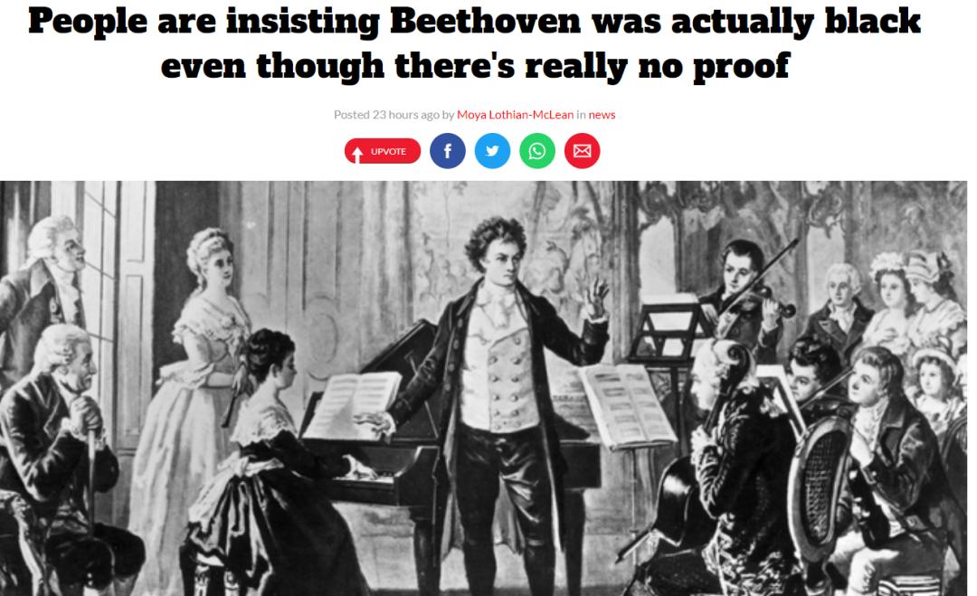 【网站域名空间】_贝多芬是黑人?!