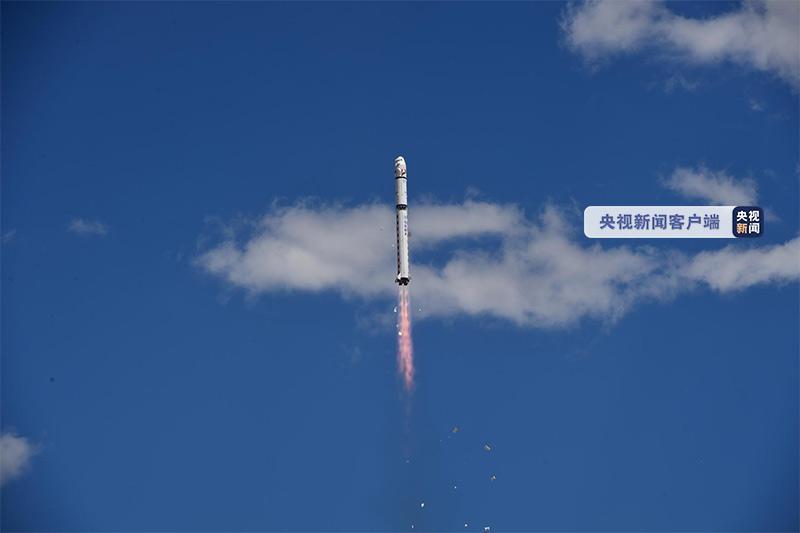 【挥刀自宫】_高分九号03星发射成功 搭载发射皮星三号A星、和德五号卫星