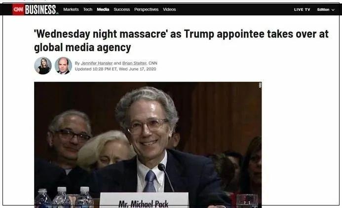 【百谷歌】_又一家!美政府臭名昭著反华喉舌领导突遭解雇