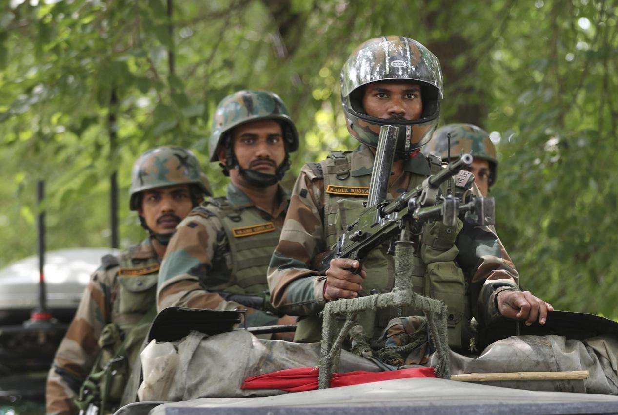 尼泊尔将与印有争议地区划为本国领土 印媒甩锅中巴