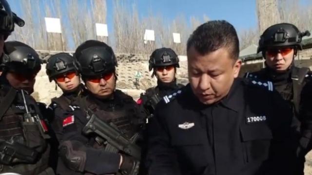 大量新疆反恐画面首次公开!部分镜头或引起不适请谨慎观看