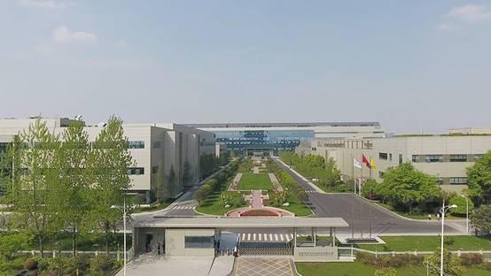 京东方位于成都的产业基地