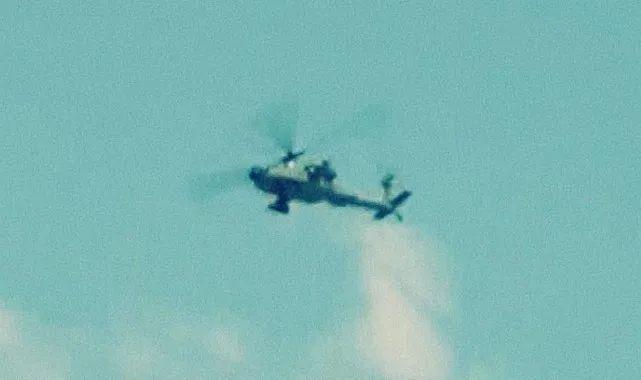 印军一架直升机在中印边境附近迫降 这次没死人