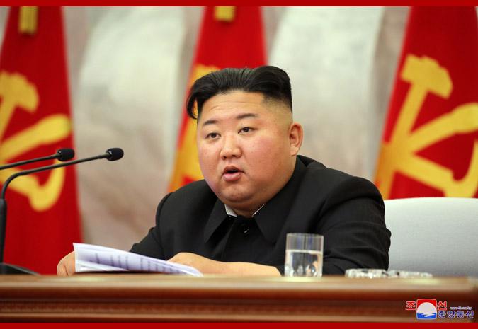 金正恩主持中央军委会议:保留对韩国军事行动计划