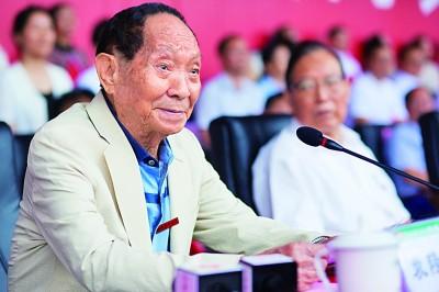 袁隆平:以科技创新保障国家粮食安全