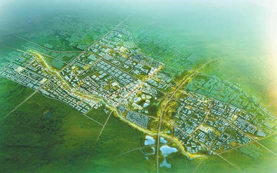 成都市高新区成为成都电子信息产业核心区