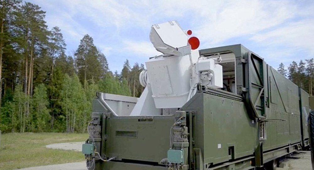 """俄专家披露俄激光武器战斗力:能让他国卫星""""失明"""""""