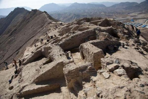 阿富汗梅斯·艾娜克遗址
