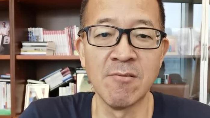 俞敏洪谈王振华被判五年:太轻了 古代都是死刑韩国是化学阉割