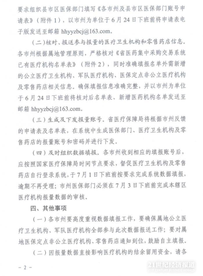 第三批带量采购来了?湖南省开始报量,涉及86个品规插图(1)