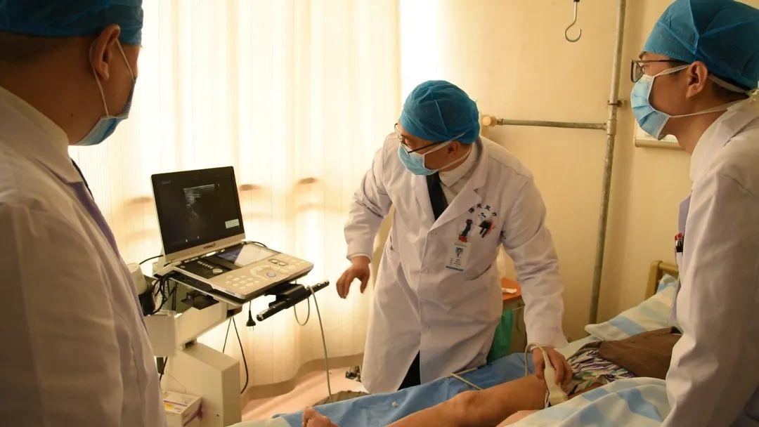 青岛市海慈医疗集团血管外科:医者仁心,真正为病人着想