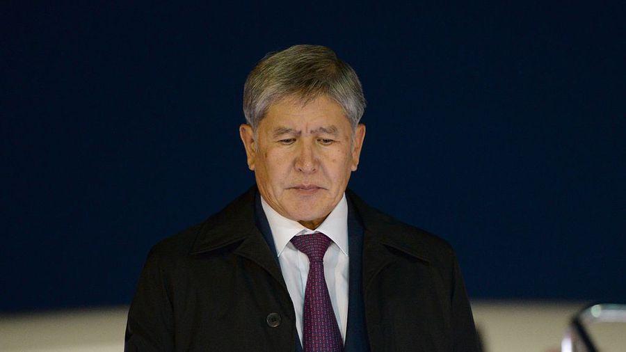 外媒:吉尔吉斯斯坦前总统被判11年以上监禁