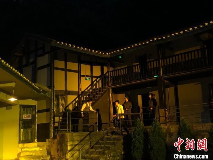 讲好红色故事重庆推出《歌乐忠魂》实景演艺