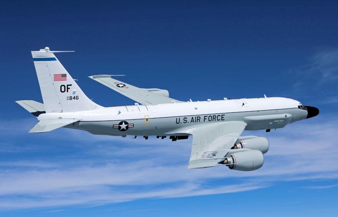 美国空军RC-135侦察机(资料图)