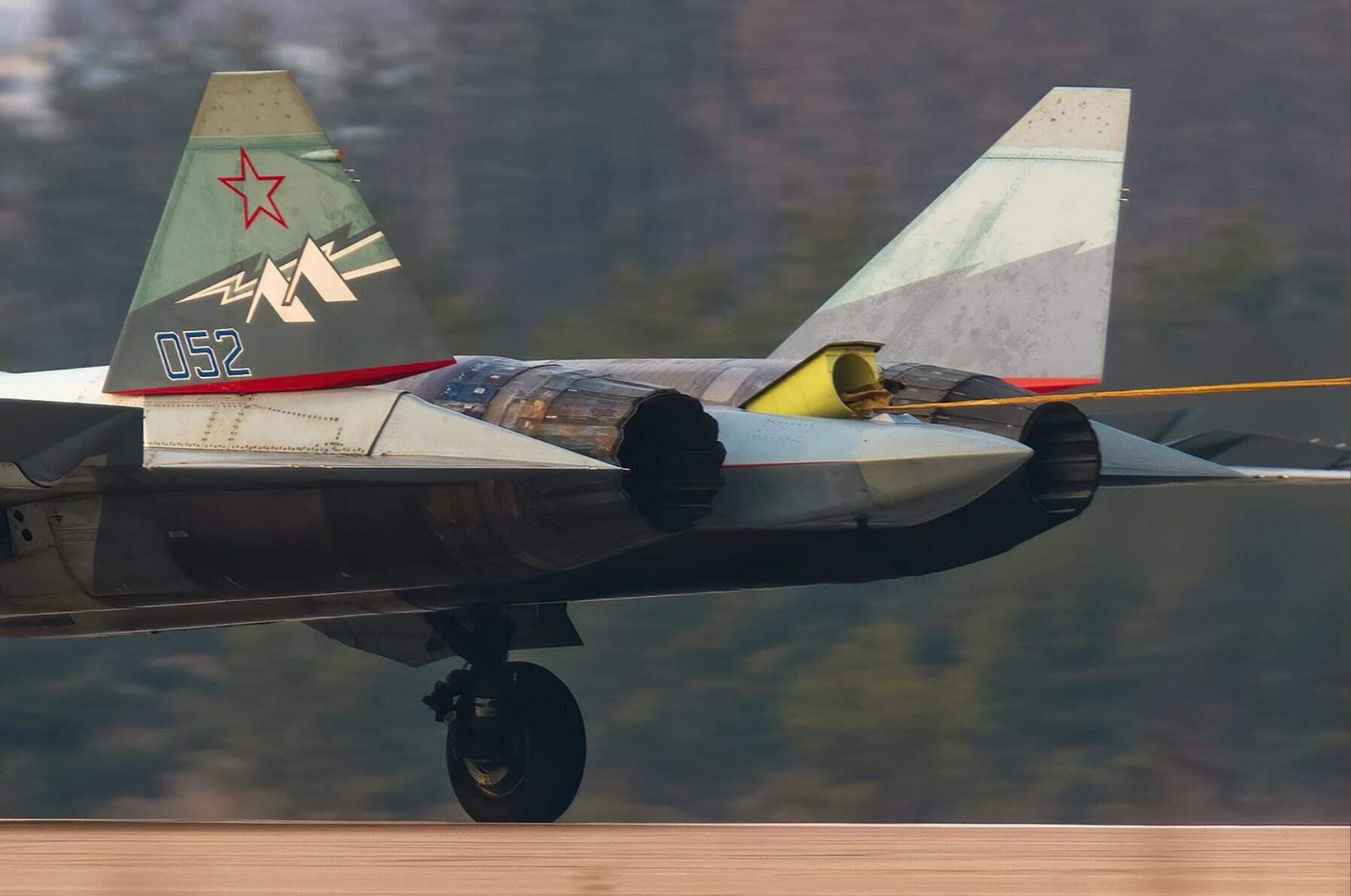 """坐等""""超级苏霍伊""""!苏-57将进行重大升级改造"""