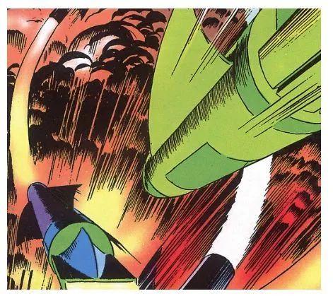 雷蒙德,《闪电侠》,1974