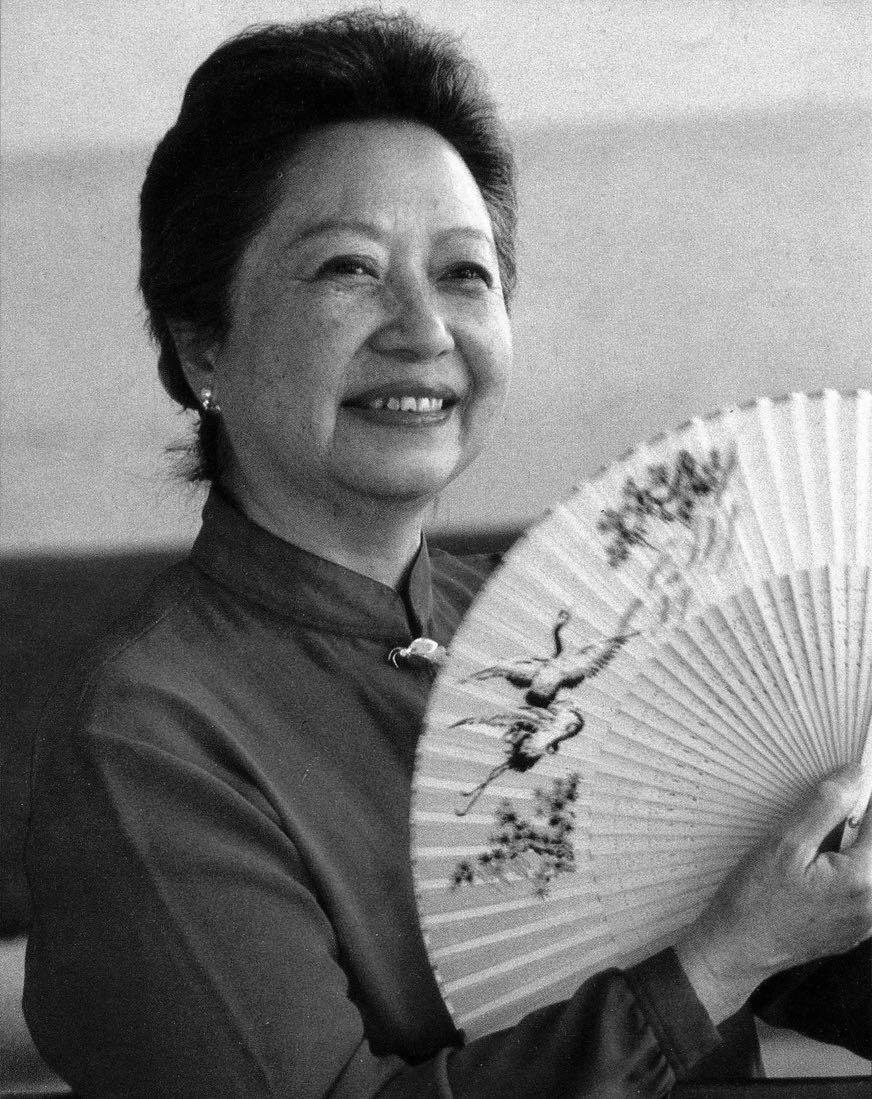 老艺术家林默予离世享年96岁:曾演《红楼梦》贾母