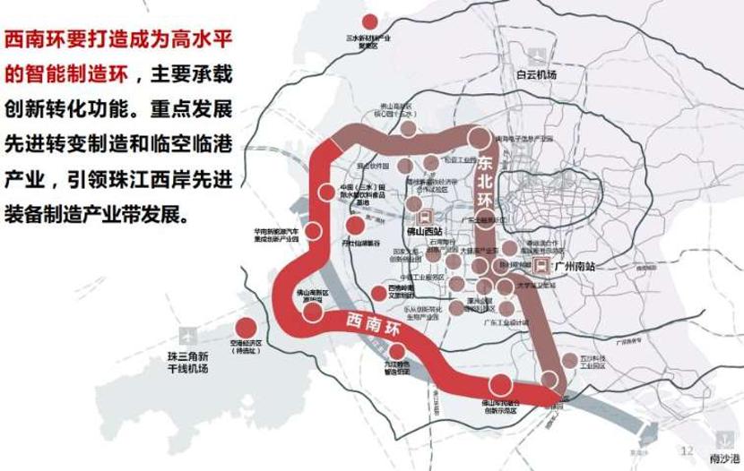 超燃空港经济区!主动接入三龙湾规划,赶上置业直通车