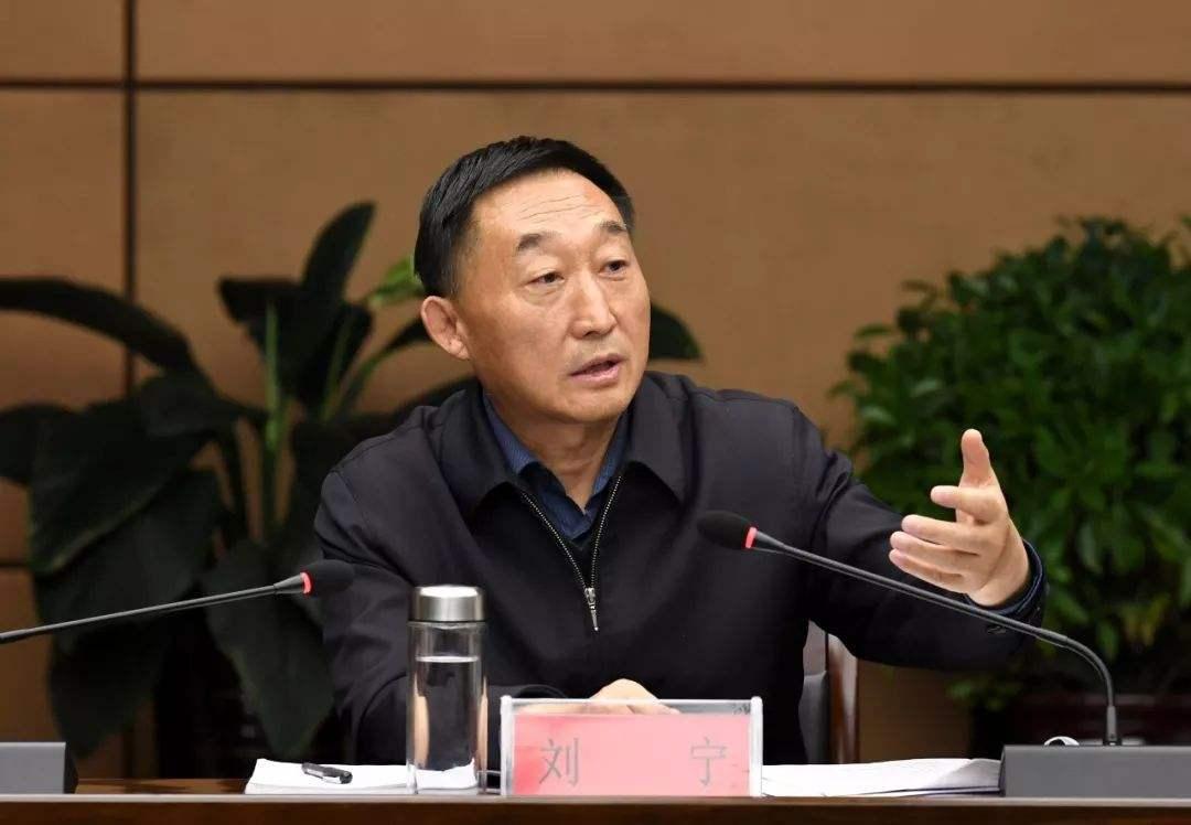 刘宁当选辽宁省省长(图/简历)