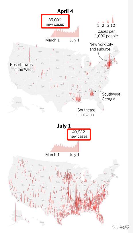 这是美国最坏的情况,美国人很感慨