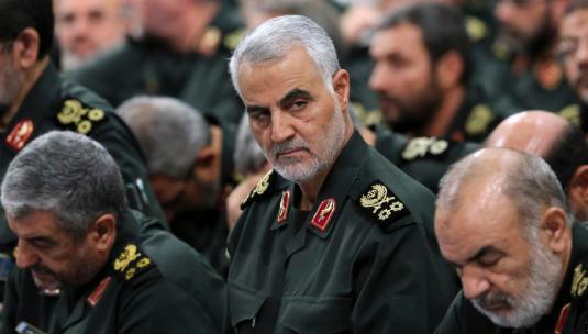 伊朗高级将领苏莱曼尼 资料图