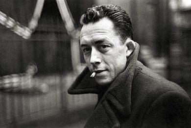 阿尔贝·加缪(Albert Camus,1913—1960),法国作家、哲学家,诺贝尔文学奖得主,代表作有《局外人》《鼠疫》《西西弗的神话》等。