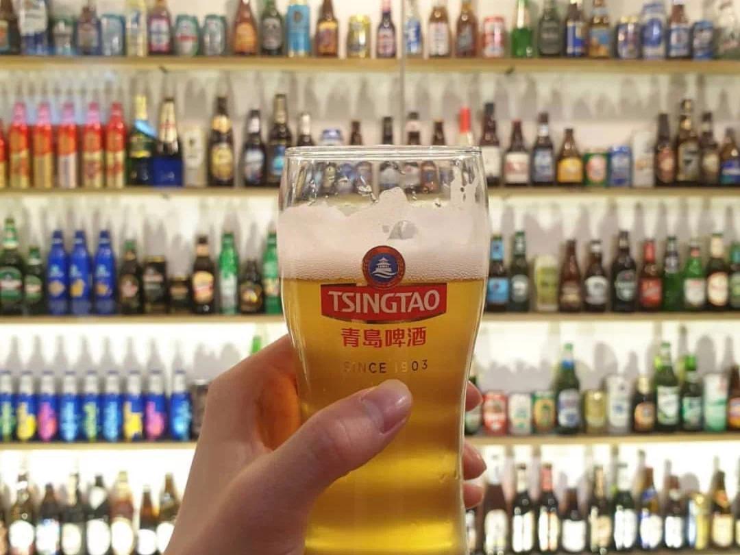 青岛啤酒厂内部 @s.hwaya._.k