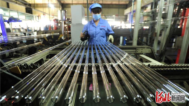 河北沧州:高新技术企业为经济发展注入新动能