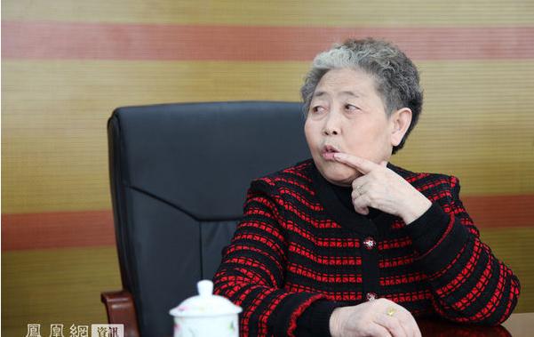 2012年年底,老干妈接受凤凰网独家对话。