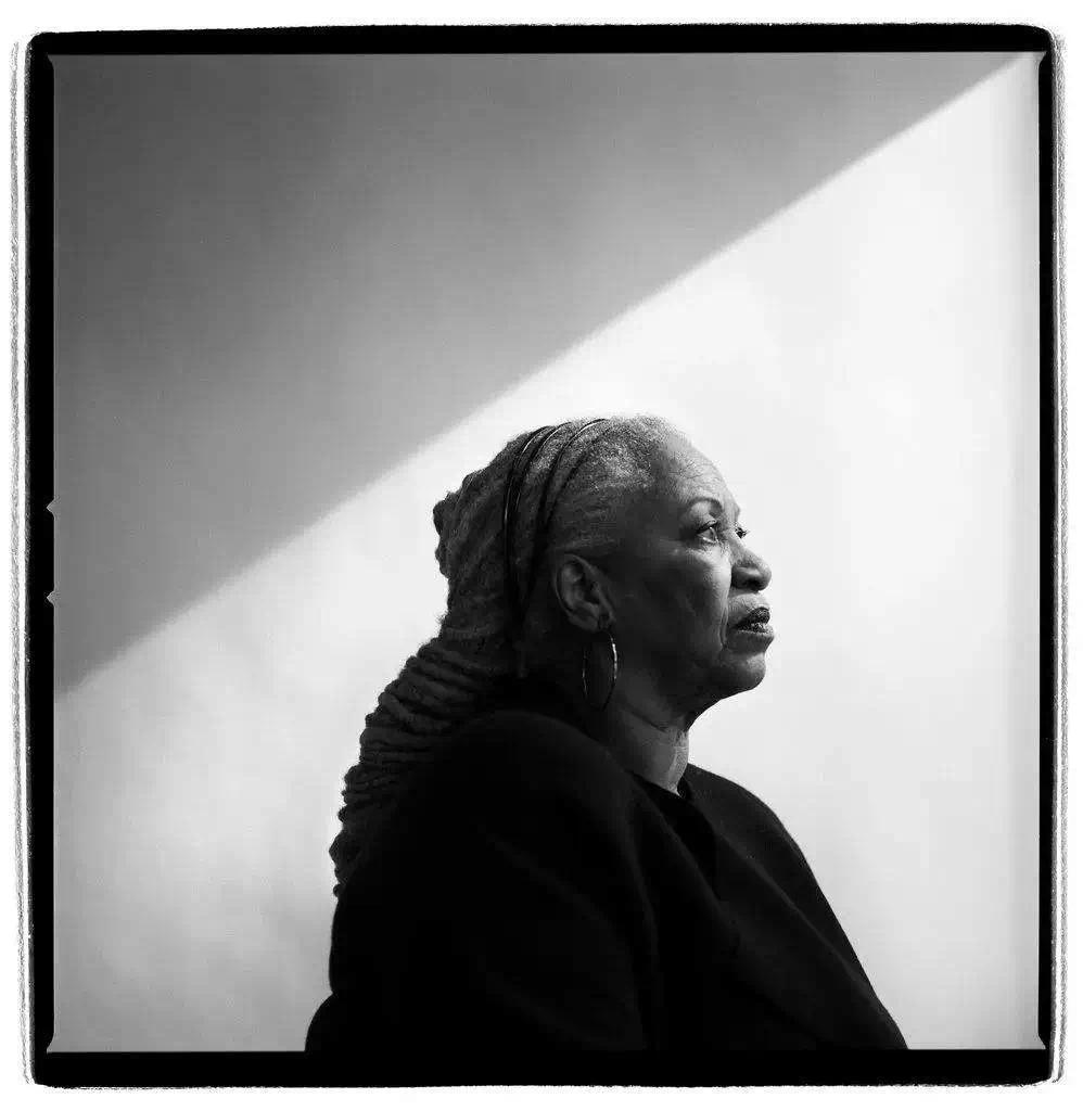 托妮·莫里森(1931.2.18-2019.8.5),美国作家