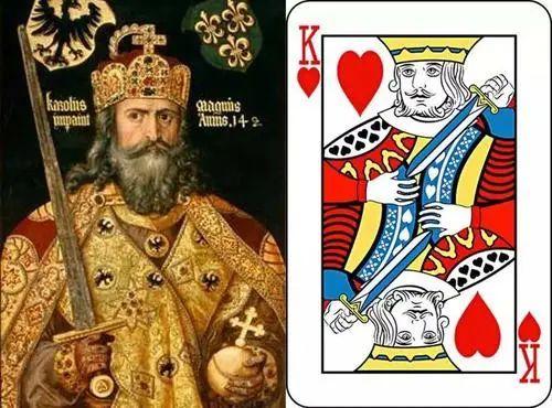 查理曼,法兰克王国加洛林王朝国王,神圣罗马帝国的奠基人