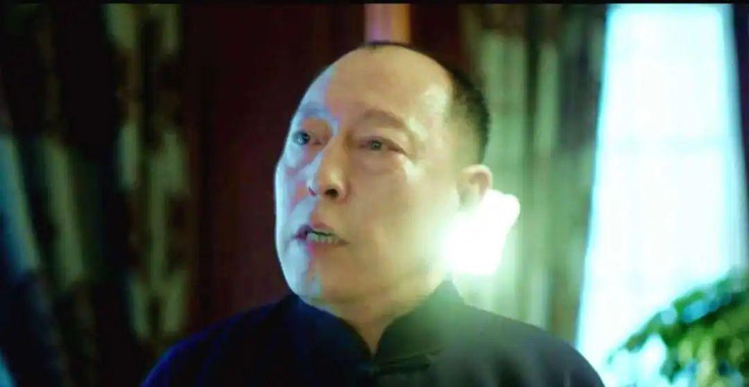 倪大红饰谢培东 《北平无战事》
