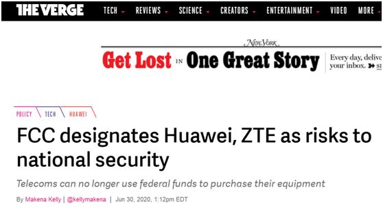 """【搜索引擎优化】_美媒:美将华为和中兴通讯列为""""美国家安全威胁"""""""