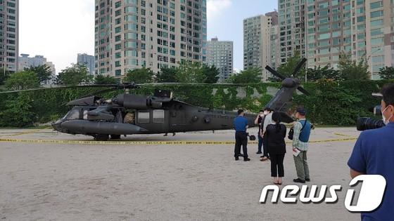 【徐州网络优化】_韩国网民怒了!美军机迫降首尔公园 旁边就是居民楼