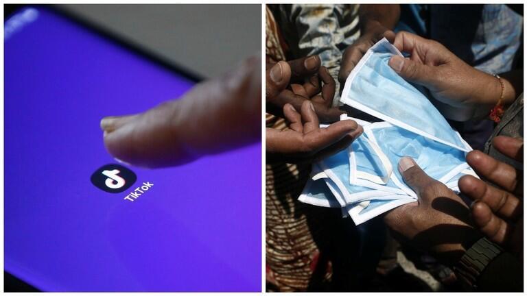 【炮兵社区app视频教程】_印度政客再出损招:民众删除手机里的中国App,可免费领口罩!