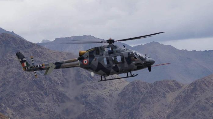 印军山地直升机数量比中国还多 能在战斗中获取优势吗?