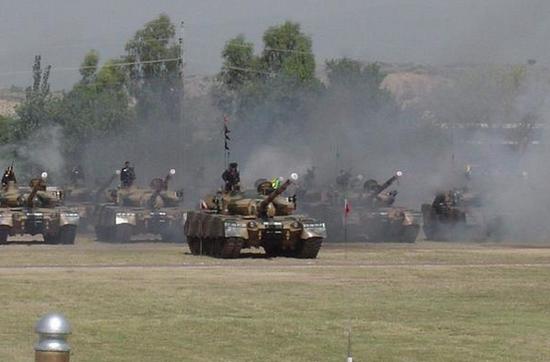 印媒:印军已在加勒万河谷部署6辆T90 做好最坏准备