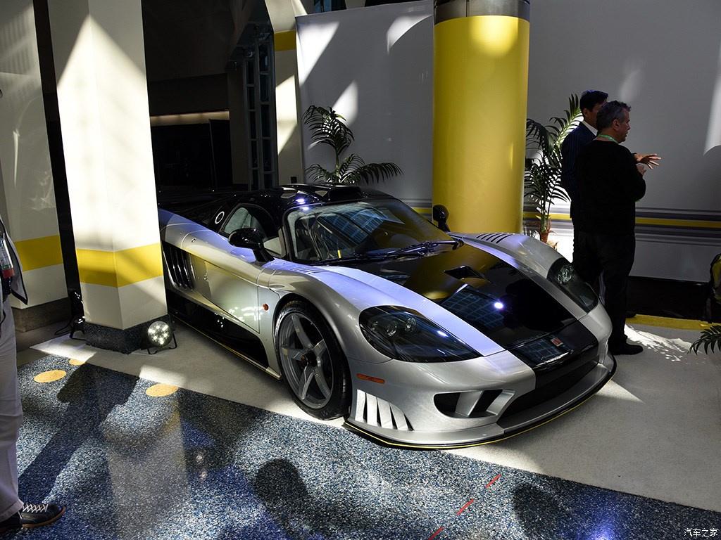 (图注:2017洛杉矶车展上展示的一款赛麟S7 LEMENS(勒芒)特别版车型 来源:汽车之家)