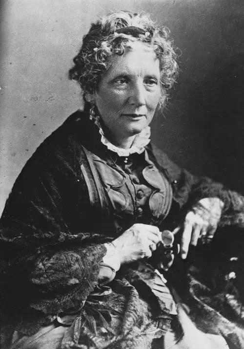 哈里特·伊丽莎白·比彻·斯托(1811.6.14-1896.7.1),美国作家