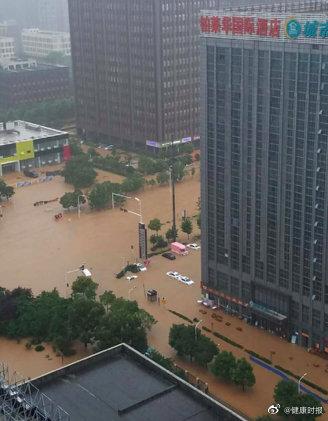 【亚洲天堂研究中心】_南方洪涝:半夜被雨惊醒,感觉天漏了一个洞